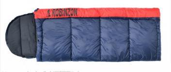 Спальный мешок-одеяло с подголовником